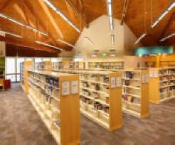 Beaverton Library Interior Improvements 3