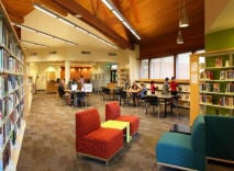 Beaverton Library Interior Improvements