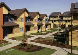 Portland OR Multi Family Housing - Clara Vista Townhomes