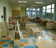 Daimler Early Learning Development and Childcare Center Interior