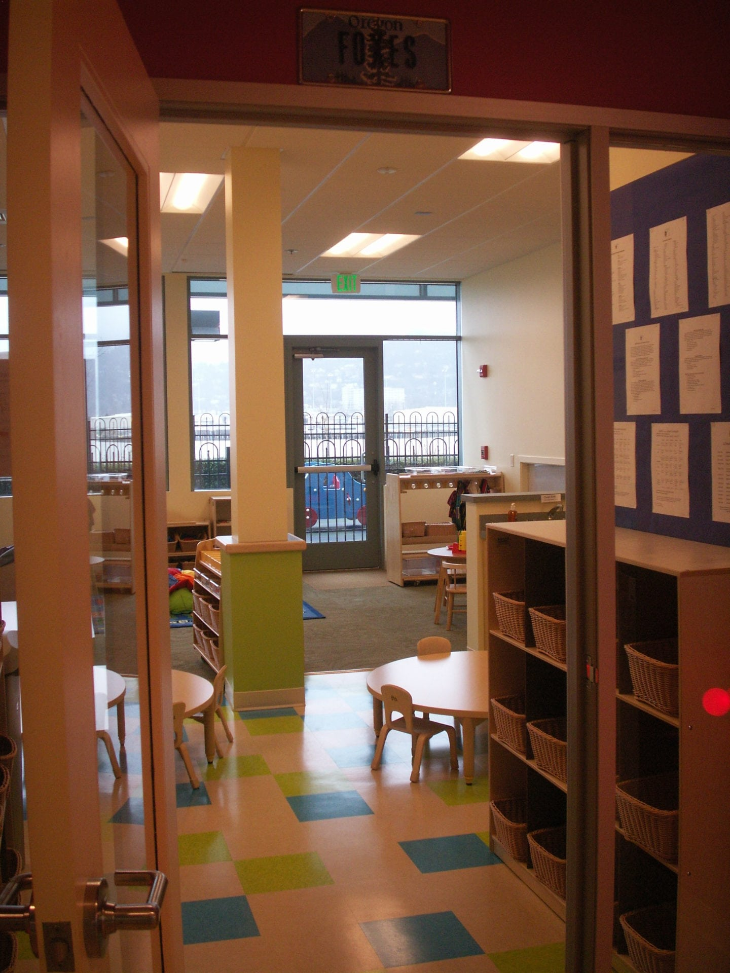 Commercial Interior Construction – Daimler First Gear Early Learning Center