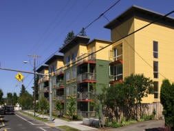 Portland Oregon Multi Family Housing - Hazelwood Station Apartments