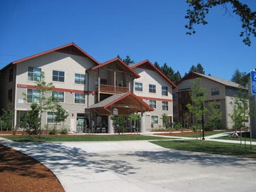 Beaverton OR Low Income Housing Construction - Merlo Station Apartments